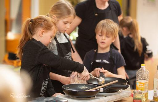Mini kookworkshops op het Betekenisplein!
